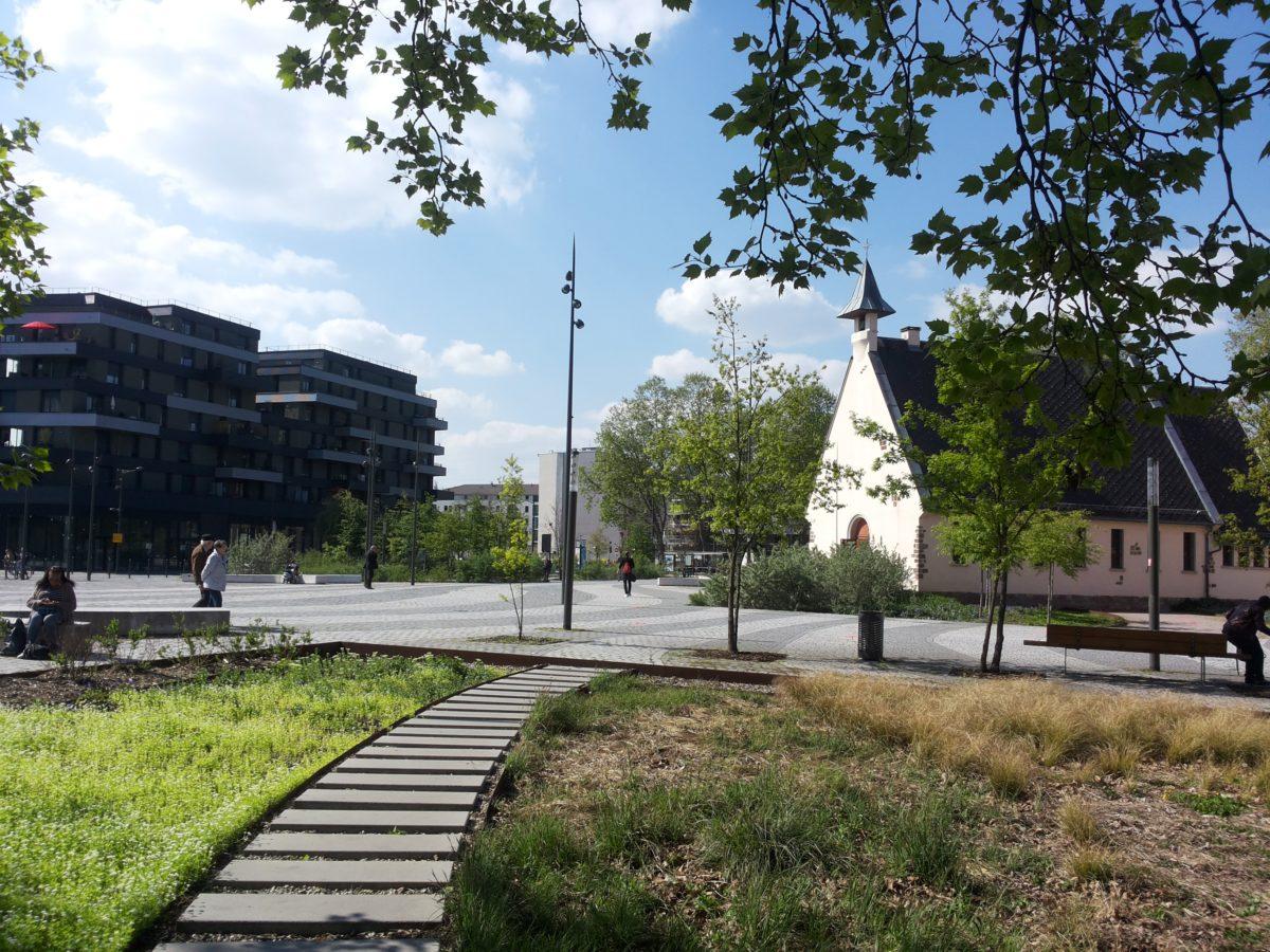 Chapelle de la Rencontre Strasbourg Kehl