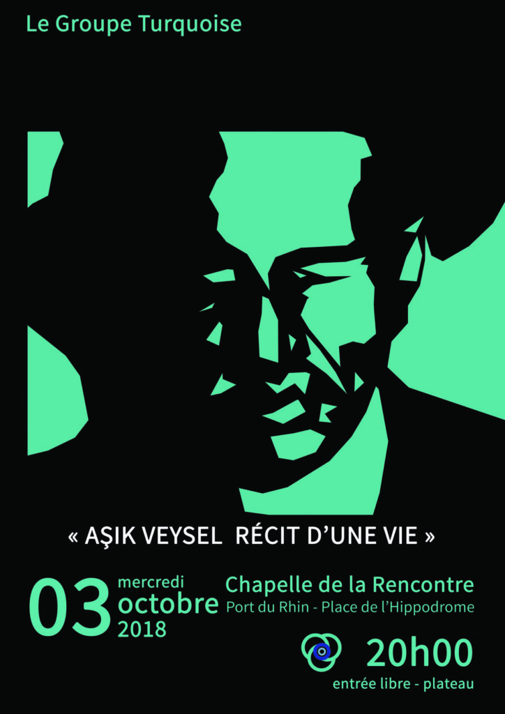 Asik Veysel Chapelle de la Rencontre