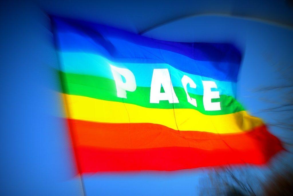 <span style='color:#0f69a0'>Ökumenisches Friedensgebet</span><br> Prière œcuménique pour la paix