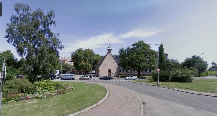 Chapelle de la Rencontre historique